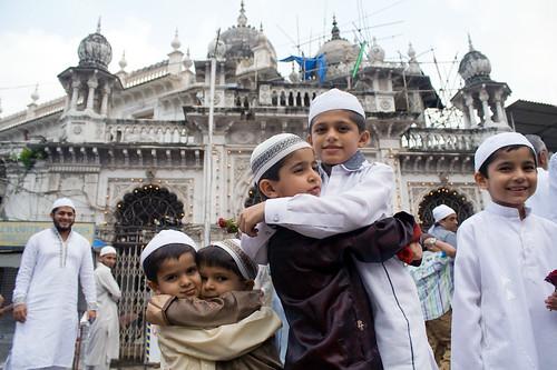 Eid Mubarak by anupama kinagi