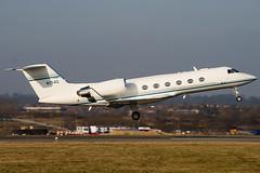 N154G - Timberland Aviation - Gulfstream IV - Luton - 090129 - Steven Gray - IMG_7549