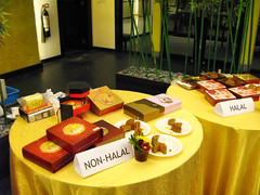 Halal and Non-Halal Mooncakes