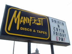 Manifest - Columbia SC