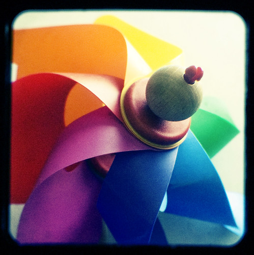 260:365 Colour wheel