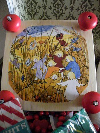 Child's Flower Press