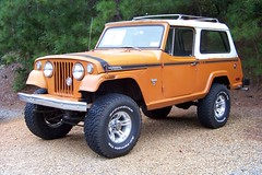 71 Jeepster Commando (Dave* Seven One) Tags: classic vintage 1971 jeep 4x4 amc 1970s commando jeepster
