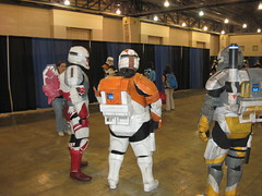 VGE 010 (Evil Benius) Tags: boss starwars costume cosplay sev scorch 501stlegion republiccommando galacticempire garrisoncarida deltasquad philadelphiavideogameexpo