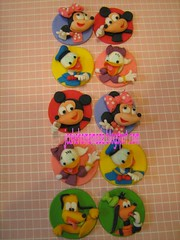 Mickey Mouse Clubhouse Theme (Jcakehomemade) Tags: birthday party goofy cake cupcakes cartoon disney mickeymouse pluto caketopper minniemouse donaldduck daisyduck mickeymouseclubhouse cupppies