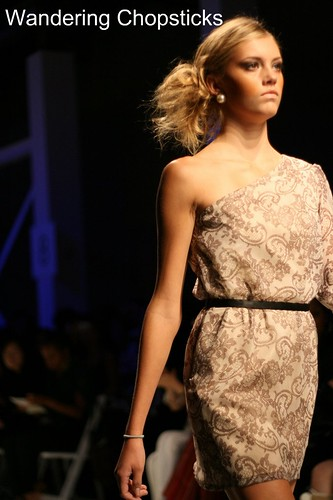 Femme Noir by Phong Hong Debut at Downtown Los Angeles Fashion Week Fashion Angel Awards Emerging Designers Runway Show 19
