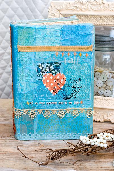 fall mini book cover