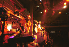 Osibisa African Band from Ghana at the Jazz Cafe London Aug 27 1999 001 (photographer695) Tags: osibisa ghana world african music jazzcafe london jazz cafe aug 1999 band from 27