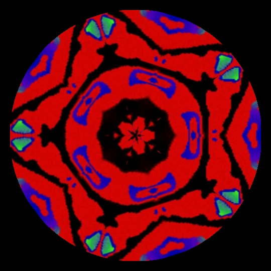 redstar kaleidoscope