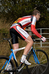 Matt Clinton - National Hill Climb Championship 2009 (johnthescone) Tags: sport giant cycling climb power sheffield hill fixed fixie velo nationalchampionships rttc stocksbridge mattclinton pearoydlane mikevaughancouk embeddedsrgb