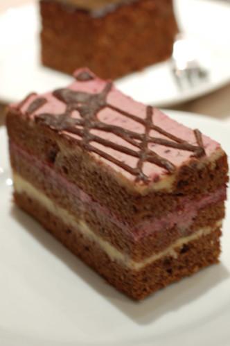 Vegan Cake in Budapest
