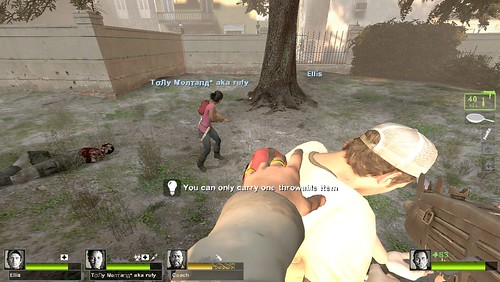 The Left 4 Dead 2 Demo Is Here, And Subpar - a post on Tom Francis' blog