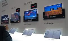CMO Displays