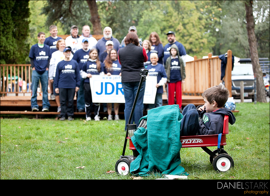 JDRF Walk for the Cure-4