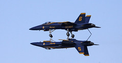 Mirror Image..or is it? (minds-eye) Tags: blueangels
