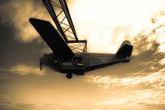 El avion que no sabia volar (RicardoLM) Tags: barcelona tibidabo avion volar atraccion canoneos50d