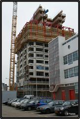2009-06-17 New Orleans 1 (Topaas) Tags: rotterdam neworleans kopvanzuid siza woontoren wilhelminapier hoogbouw lvarosiza vesteda rijnhaven ottoreuchlinweg besix wierdsmaplein