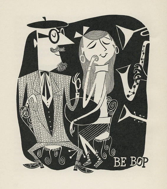 The First Book of Jazz, p. 54: Be Bop