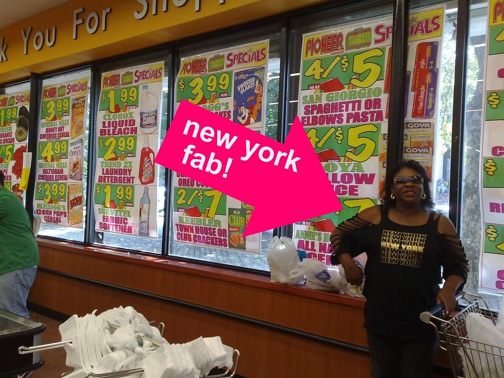 New York Shreeded Shirt Titillation - NYC Fab in BK
