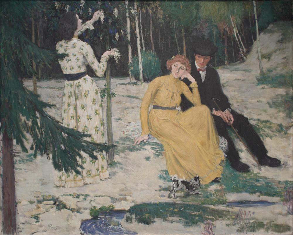 Jan Preisler, Lovers