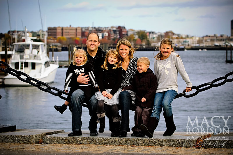 Boston Family Portrait 14