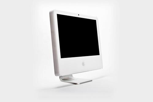 2006 Intel iMac Startup Command Key