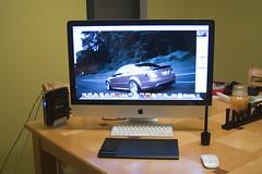 IMaC 27 (TaneFilms) Tags: apple canon mac imac 27 tablet 40d intuos4
