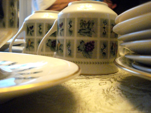 my mother-in-law's china