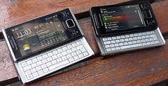 Sony Ericsson X2 imponerar inte