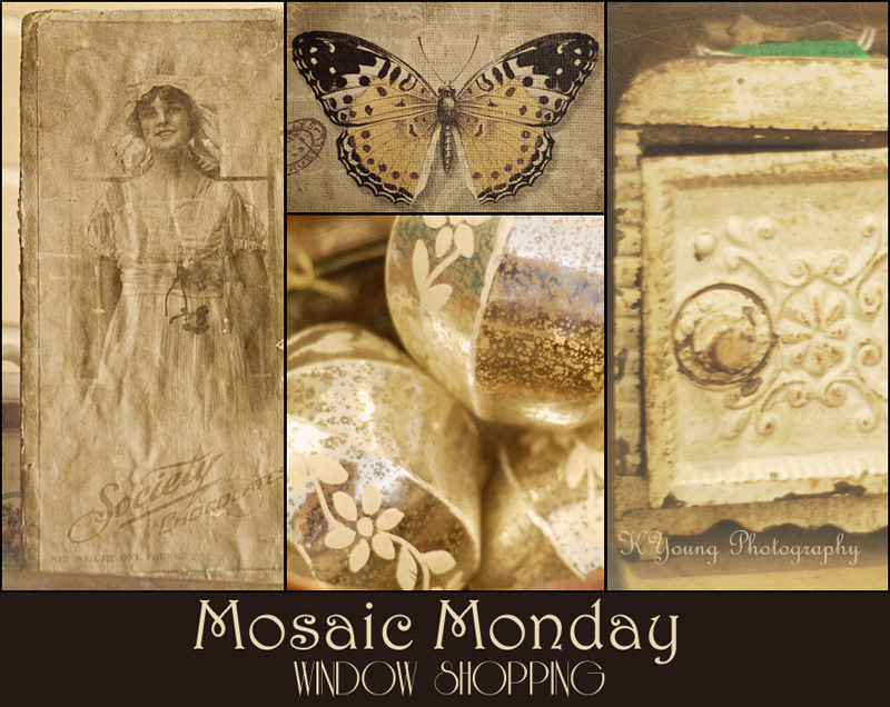 Mosaic Monday: Window Shopping