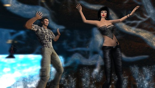 xavier, raftwet at radiant bliss music project