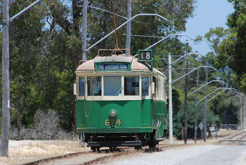 The Whiteman Tram