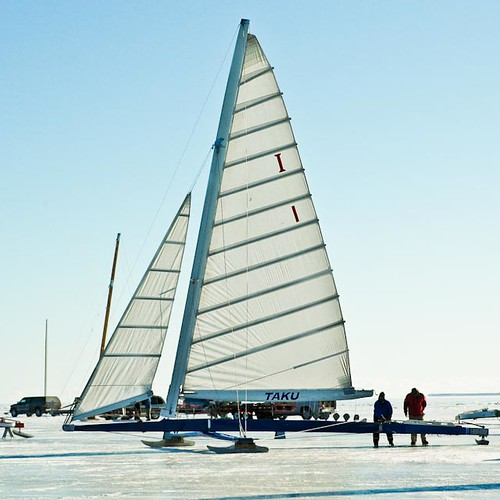 Iceboat #5