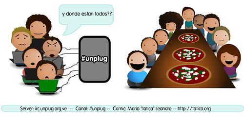Mundo #Unplug: #2 Durante el #Hallacazounplug ...