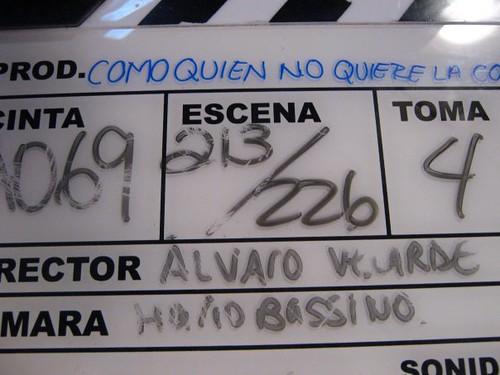 """""""Como quien no quiere la cosa"""", de Alvaro Velarde"""
