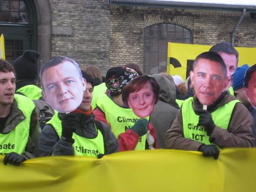 Climate Shame -- Copenhagen, last day