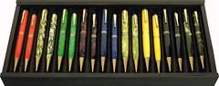 Parker Duofold Streamline Pencils (vicent.zp) Tags: 1920s senior pencil vintage thirties 1930s junior parker streamline duofold twenties mechanicalpencil portaminas writinginstruments parkerpencil duofoldstreamline