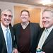 Jim Kelly, Paul Gannon, and Jim Roche