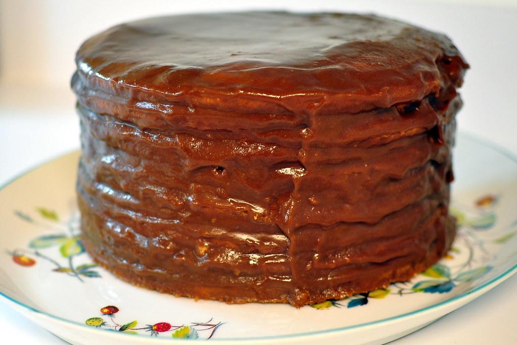 Alabama Chocolate Little Layer Cake 12 Layer Cake Gastronomy