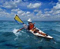 Van sailing Fraser (c) (gnarlydog) Tags: sailing seakayak fraser gp force5 qskc impexkayaks aleutpaddle norudders skegkayak