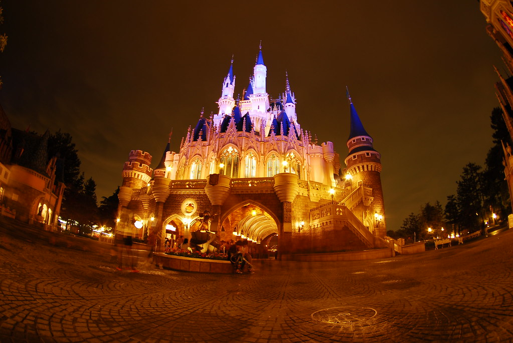147/365 | Tokyo Disneyland