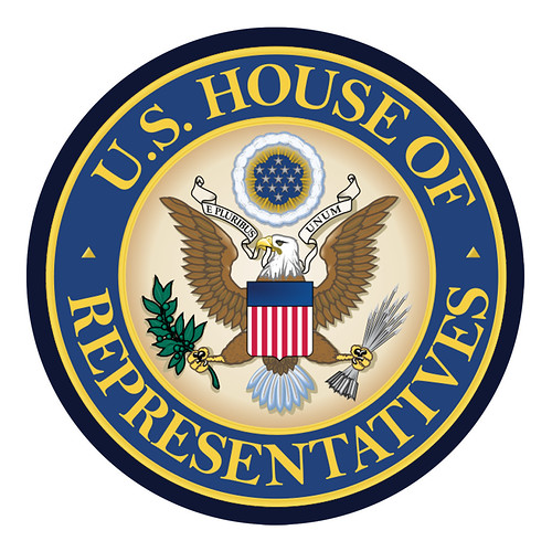 United States House of Representatives Seal