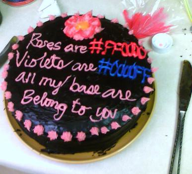 all my base cake - Dragon5616