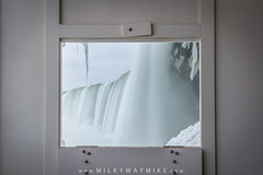 Window Of Fury (Mike Ver Sprill - Milky Way Mike) Tags: windowoffury journeybehindthefalls niagarafalls waterfall landscape windowless perspective unique ice icicle winter cold mikeversprill canada newyork ontario longexposure