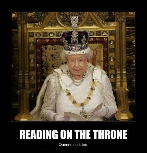 Is that the Royal wee?