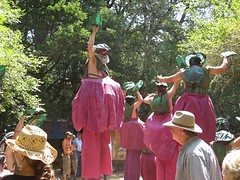 2009 Oregon Country Fair.