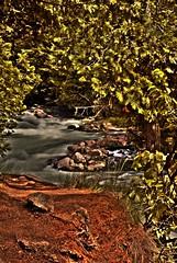 2009-07-15 gull river HDR final (boozysmurf) Tags: longexposure forest waterfall rocks rapids rivers minden idyllic hdr cleanwater cokin kawarthalakes waterlikeglass photomatix nd8 pseries nd4 nd2 gullriver 5images graduatedneutraldensity horseshoelakeroad