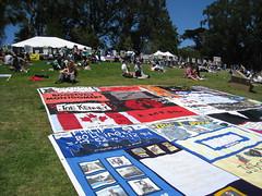 IMG_2363 (Gun-gun) Tags: sf sanfrancisco california goldengatepark park ca cali outside golden gate aids walk aidsquilt sanfran aidswalksf aidswalksanfrancisco