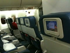 In my seat on the plane (brendanlim) Tags: standby surprised wakeup unexpected brendan lim automator brendanlim macbook
