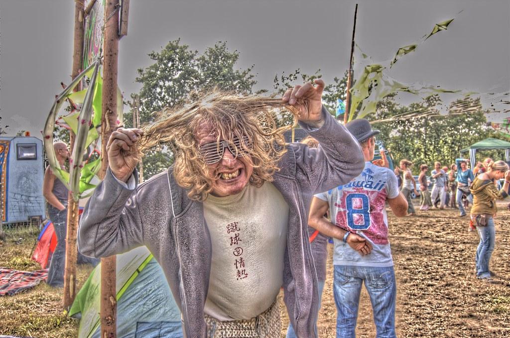 [HDR] Spiritual Healing Open Air - 2009 - Gerdshagen/Germany | DJ Templeton
